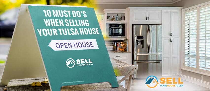 10 must dos to sell Tulsa Home