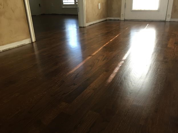 refinishing hardwood floors bixby