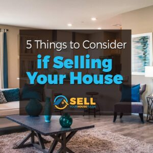 selling your house in Jenks
