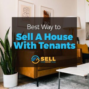 sell a house with tenants Tulsa OK
