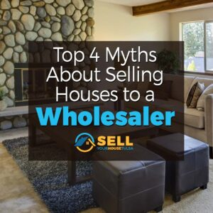 Selling house to wholesaler in Jenks OK