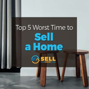 worst time to sell home