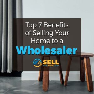 benefits of selling to wholesaler in Tulsa OK